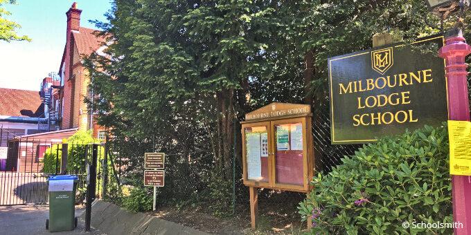 Milbourne Lodge Preparatory School, Esher KT10