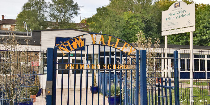 New Valley Primary School, Purley CR8