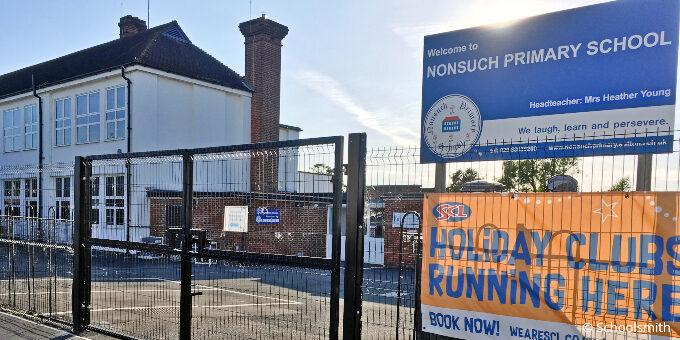 Nonsuch Primary School, Stoneleigh, Epsom KT17
