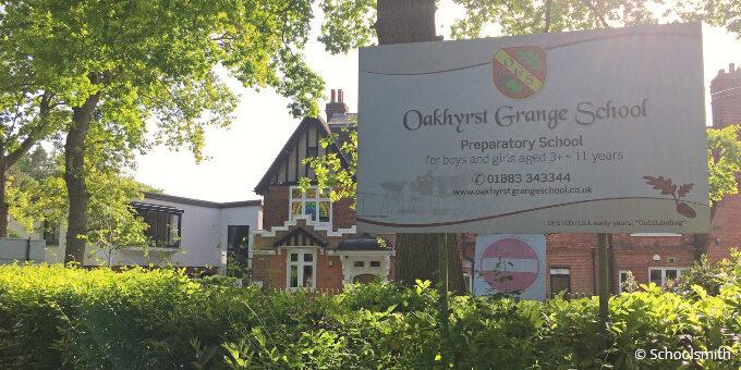 Oakhyrst Grange School, Caterham CR3
