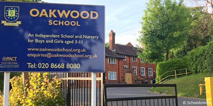 Oakwood School, Purley CR8