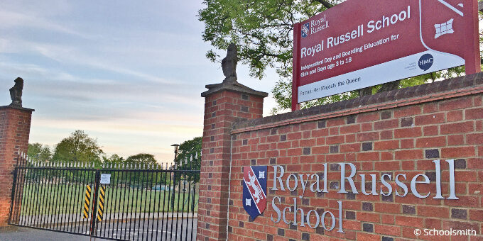 Royal Russell School, Croydon CR9