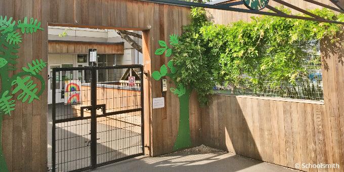 Sheringdale Primary School, Southfields, London SW18