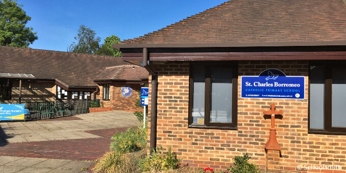 St Charles Borromeo Catholic Primary School, Weybridge KT13