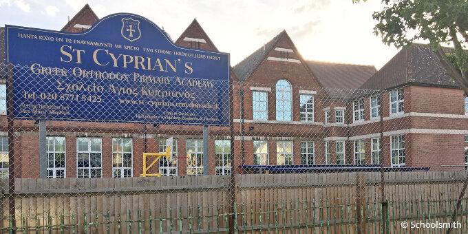 St Cyprian's Greek Orthodox Primary Academy, Thornton Heath