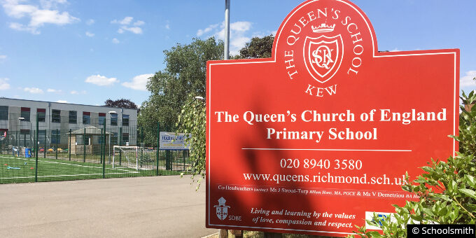 The Queen's Church of England Primary School, Kew TW9