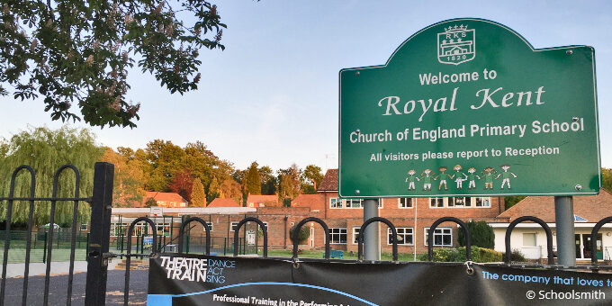 The Royal Kent Church of England Primary School, Oxshott KT22