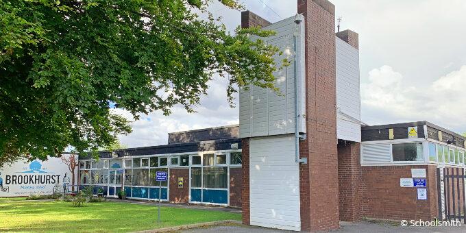 Brookhurst Primary School, Bromborough, Wirral CH63