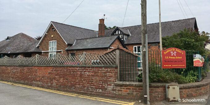 Duddon St Peter's Church of England Primary School, Tarporley