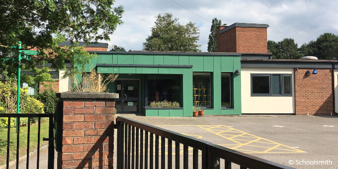 Elmridge Primary School, Hale Barns, Altrincham WA15