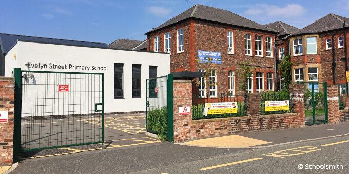 Evelyn Street Community Primary School, Warrington WA5