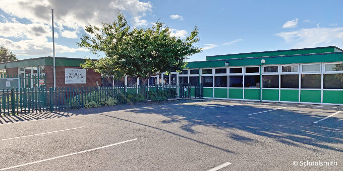 Greenleas Primary School, Wallasey CH45