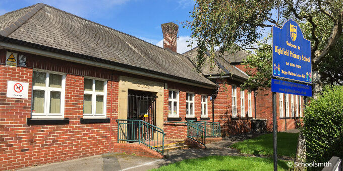 Highfield Primary School, Farnworth, Bolton BL4