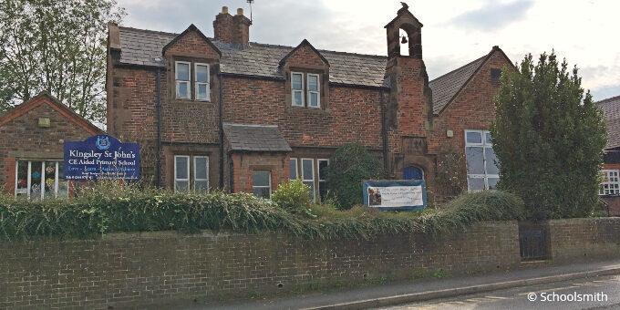 Kingsley St John's Church of England Primary School, Frodsham