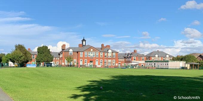 Liscard Primary School, Wallasey CH45