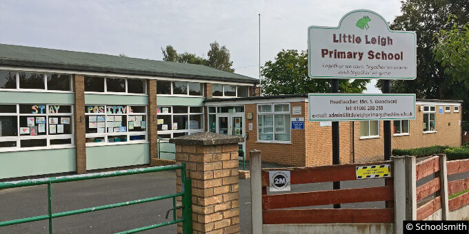 Little Leigh Primary School, Northwich CW8