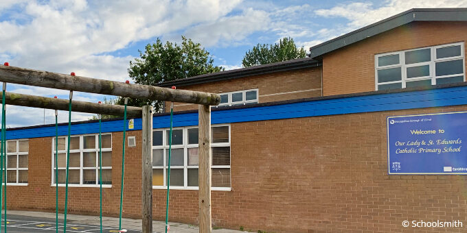 Our Lady & St Edward's Catholic Primary School, Birkenhead CH41