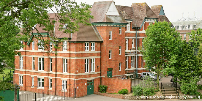 St Benedict's Junior School, Ealing, London W5