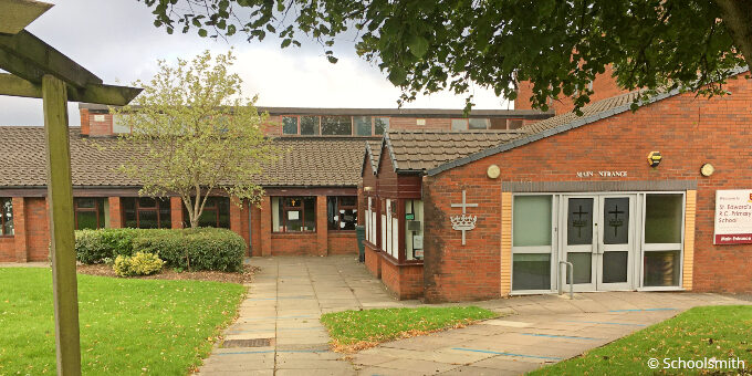 St Edward's Roman Catholic School, Lees, Oldham OL4