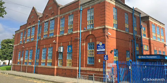 St Peter and St Paul Roman Catholic Primary School, Bolton BL3