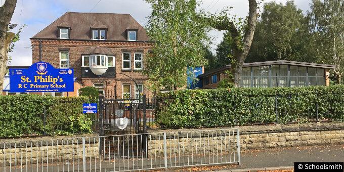 St Philip's Roman Catholic Primary School, Salford M7