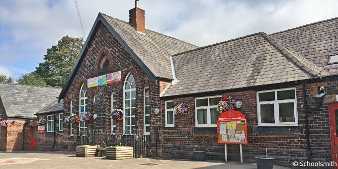 St Saviour Church of England Primary School, Radcliffe M26
