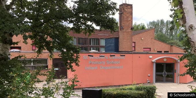 St Vincent's Catholic Primary School, Altrincham WA15