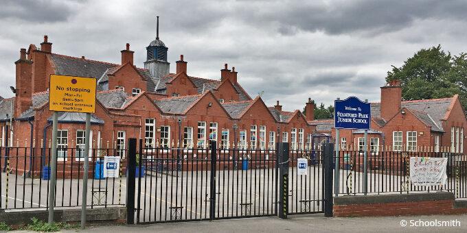 Stamford Park Junior School, Hale, Altrincham WA15