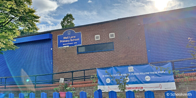 Well Lane Primary School, Tranmere CH42