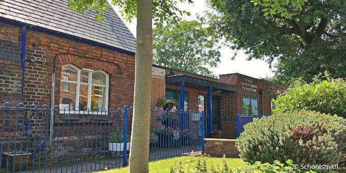 Winwick Church of England Primary School, Warrington WA2