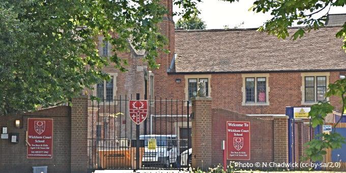 Wickham Court Prep School, West Wickham BR4