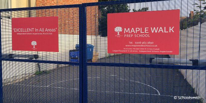 Maple Walk School, Harlesden, London NW10