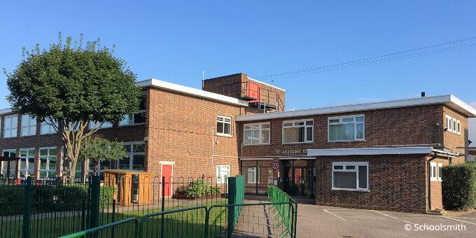St Anselm's Catholic Primary School, Dartford DA1