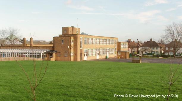 Vicar's Green Primary School Wembley