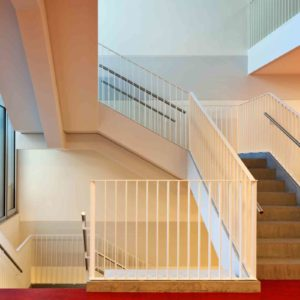 Image of a flight of stairs for the All-through schools post