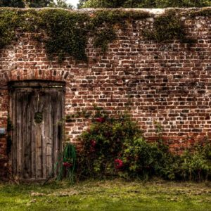 Image of a walled garden for the Teaching the More Able, Gifted and Talented child post