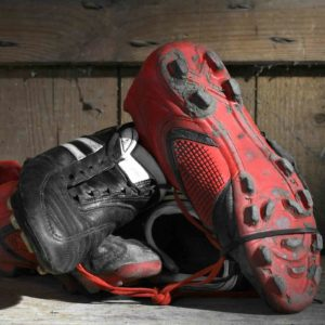 Image of a pair of football boots for the Sporting excellence post
