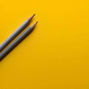 Image of two sharpened pencils for the Should I use a private tutor? post